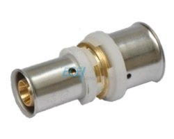 Art.561 Reduktion 18/2 x 20/2mm - Pressfitting